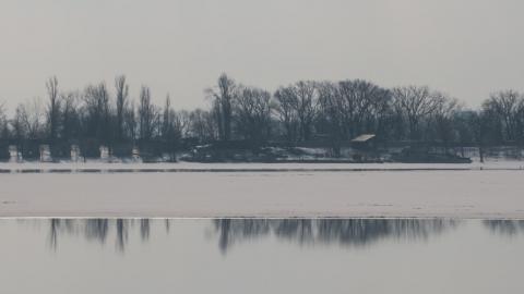 В Саратовской области тепло и снежно