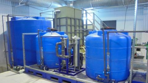 Две станции по очистке питьевой воды построят в Саратовской области