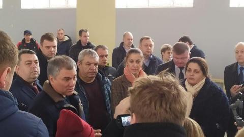 Вячеслав Володин: «Новый предуниверсарий задаст планку саратовским школам»