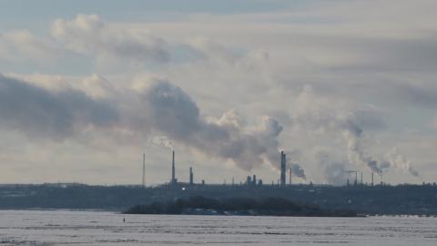 Тепло покидает Саратов