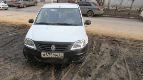 Незаконная парковка на Шевченко возобновилась
