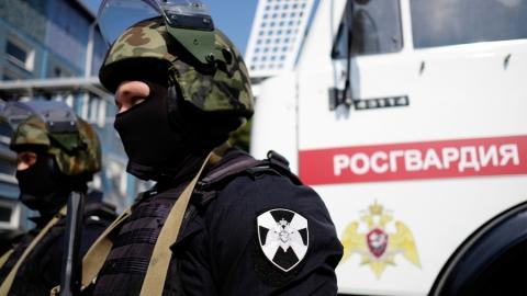 Росгвардейцы задержали беглого грабителя и любителя оскорблять полицейских