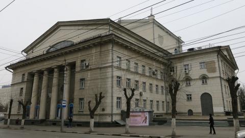 Объявлен аукцион на ремонт театра оперы и балета