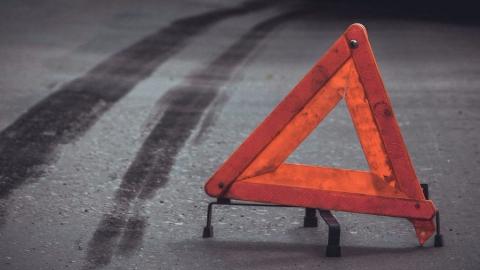 BMW сбила перебегавшую дорогу девочку