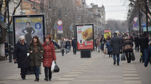 «Крестовый поход» против рекламы на проспекте Кирова продолжается