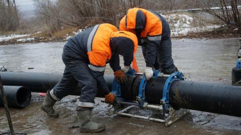 Отключение воды в Заводском районе