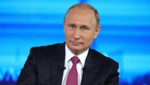 Владимир Путин высказался по поводу количества президентских сроков