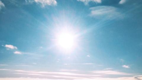 Тепло и солнечно в Саратовской области