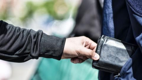 Росгвардейцы задержали телефонного воришку из Самары