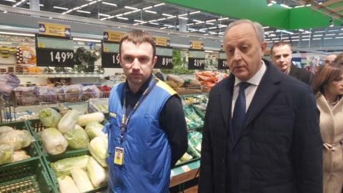 Валерий Радаев: Саратовская область может самостоятельно обеспечить себя продуктами
