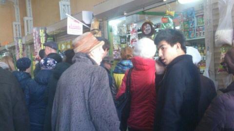 В рынке на Рахова повышают цены на глазах