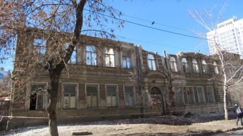 В центре Саратова незаконно сносят объект культурного наследия