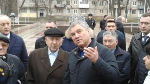 Мемориальный комплекс погибшим летчикам обещают достроить к 1 мая