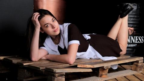 Молодой селянин будет наказан за интимные развлечения с двумя нимфетками