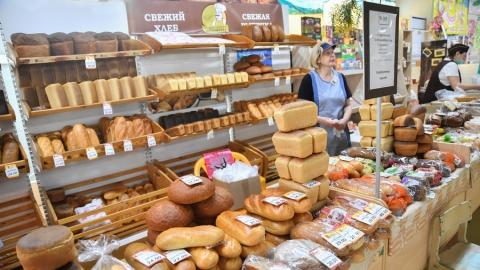На рынке в поселке Юбилейный гречки и сахара хватает