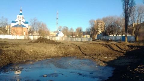 На обустройство сквера Расковой выделено почти 118 миллионов рублей