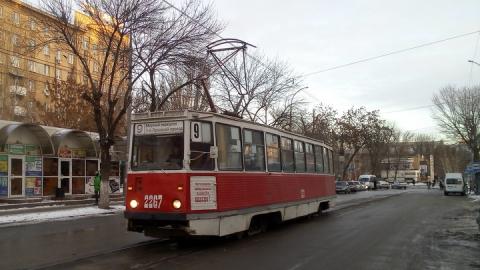Саратовский транспорт работает в плановом режиме
