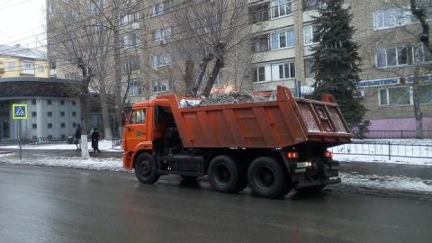Прокуратура осталась недовольна уборкой снега в Саратове