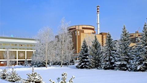 На Балаковской АЭС запустили отремонтированный энергоблок