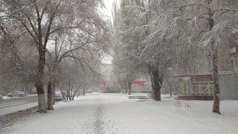 Ветра ушли, снега остались