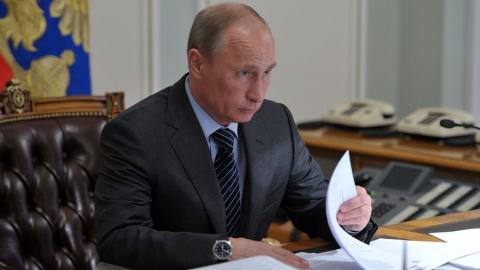 Стрелюхин постановил обратиться к Путину за почетным званием для Саратова