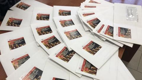 Энергетики направили письма про акцию «Весна –тают пени» должникам персонально