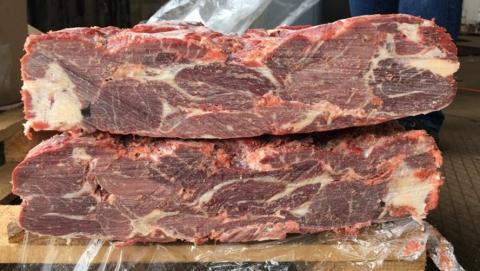 Жителям Екатериновки на ярмарке выходного дня продавали тухлое мясо