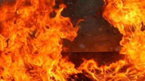 Пожарные спасли ребенка в Аркадаке
