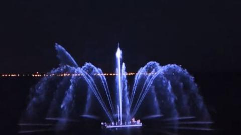 Музыкальный фонтан у Ротонды обходится в миллион рублей в год