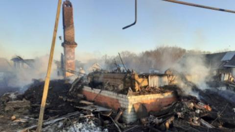 Пока сын был на работе, престарелая женщина погибла в огне