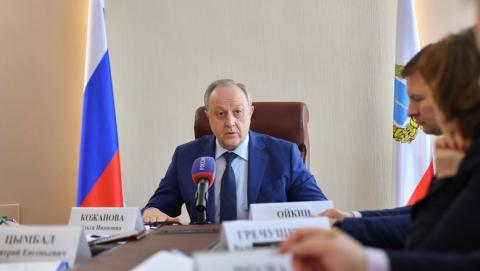 Валерий Радаев возглавил призывную комиссию