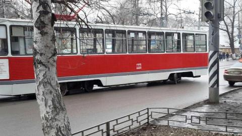 Саратовцы смогут отследить движение 11-го трамвая