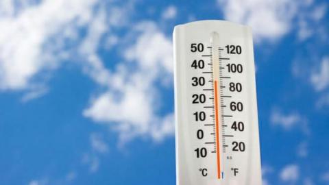 В Саратове тепло и ясно