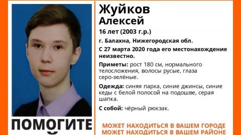Пропавшего нижегородского подростка ищут в Саратове