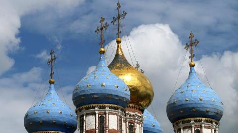Церковь призывает саратовцев усиленно молиться