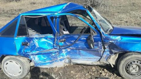 Четыре человека пострадали при столкновении иномарок под Саратовом
