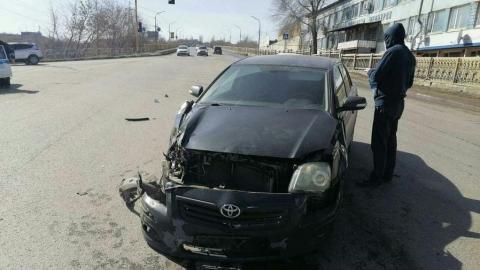 «Скорая помощь» попала в аварию в Заводском районе