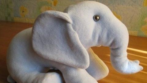 Житель Волжского района украл «слона»