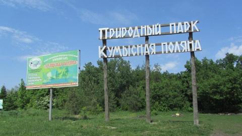 Саратовцам рассказали об опасности посещения Кумысной поляны