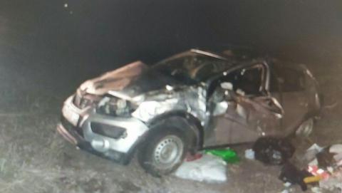 Женщина на иномарке разбилась под Балашовом