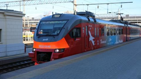 Скоростные электрички в Волгоград пришлось отменить