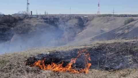 Число пожаров в Саратове выросло на 60 процентов