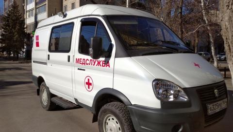 Саратовец попал в больницу после падения в маршрутке