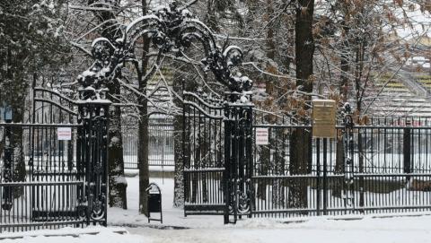 Снег опять выпадет в регионе