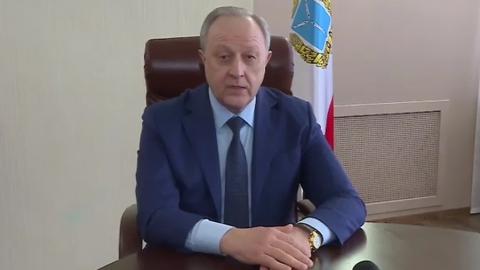 Валерий Радаев обратился к согражданам в связи с распространением коронавируса | ВИДЕО