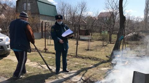 Саратовцы стали в два раза чаще гибнуть на пожарах