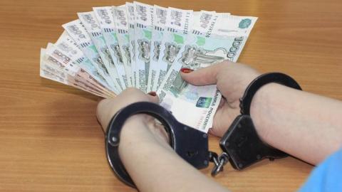 Начальница миграционного пункта полиции подозревается в получении взятки