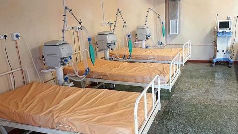 Саратовские больницы готовят к приему тяжело больных коронавирусом