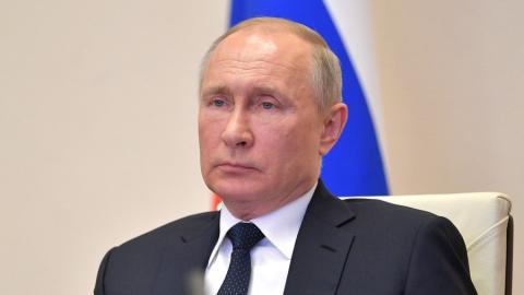 Путин потребовал от губернаторов дорожить каждым «коронавирусным» рублем