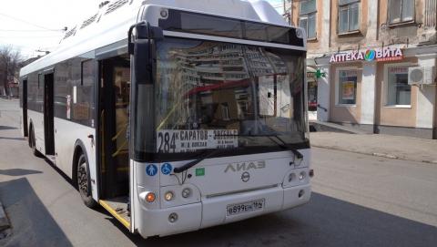 Добраться в Энгельс можно будет только на больших автобусах